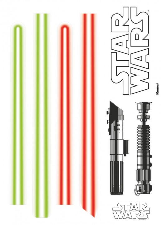 Wandsticker Star Wars Lightsaber - Lichtschwert