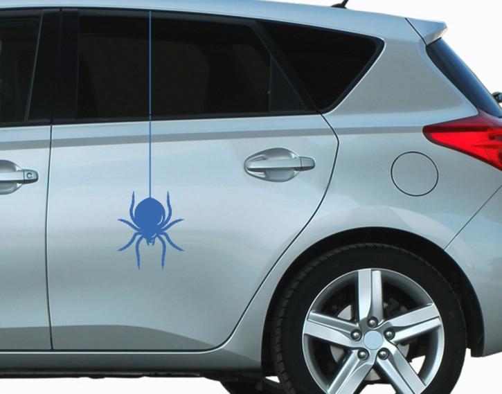 Autoaufkleber Spinne