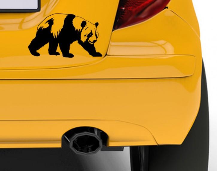 Autoaufkleber Panda