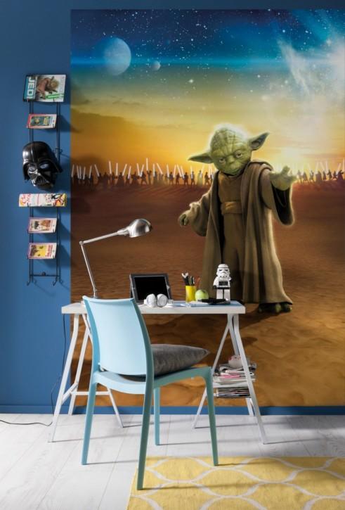 Fototapete Star Wars Master Yoda