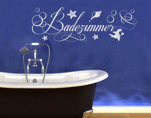Badezimmer Wandtattoos Wandtattoo Badezimmer Universumsum De