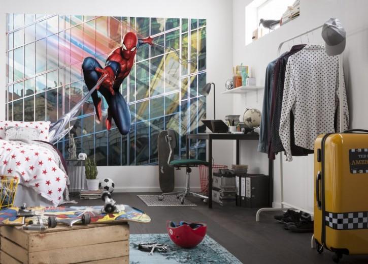 Fototapete Spider-Man Rush