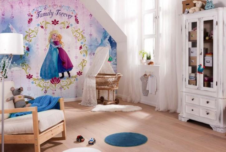 Fototapete Frozen Family Forever