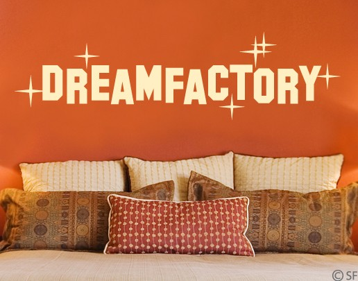 Wandtattoo Dreamfactory