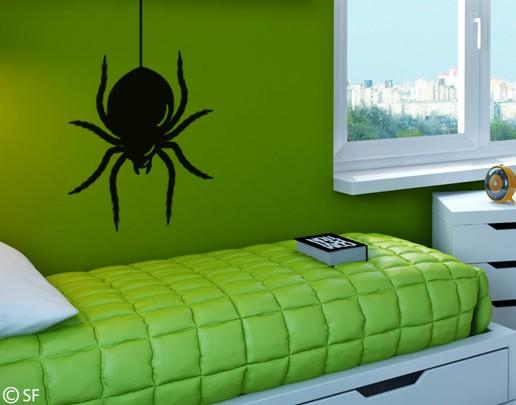 Wandtattoo Spider