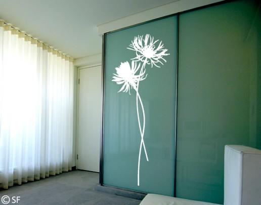 Wandtattoo Centaurea