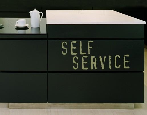 Wandtattoo Selfservice