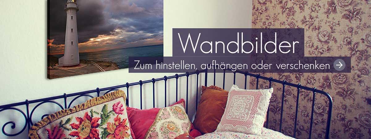 Slider Wandbilder