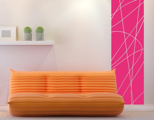 wandtattoo bord re pieces. Black Bedroom Furniture Sets. Home Design Ideas