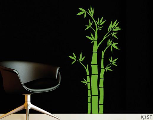 wandtattoo bambus. Black Bedroom Furniture Sets. Home Design Ideas