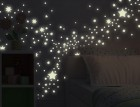 Leuchtaufkleber-Set Sternenhimmel
