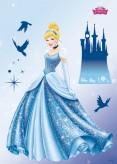 Wandsticker Disney Princess Dream