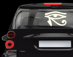 Autoaufkleber Horus Auge