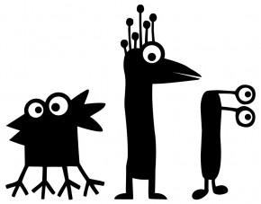 Autoaufkleber Sehvögel