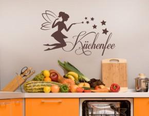 Wandtattoo Küchenfee