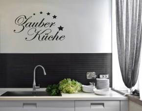 Wandtattoo Zauber Küche