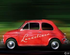 Autoaufkleber Luxusliner