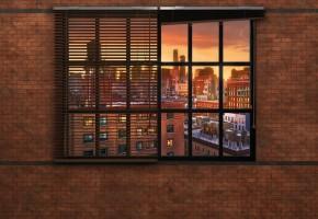 Fototapete Brooklyn Brick