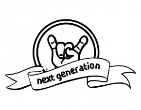 Wandtattoo Metal-Kids Next Generation