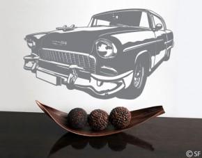 Wandtattoo Chevrolet Bel Air 1955