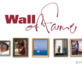 Wandtattoo Wall of Fame